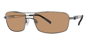 Serengeti Flex Series Dante Shiny Gunmetal 9157