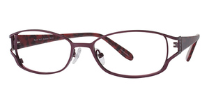 Royce International Eyewear TOC-8 Burgundy