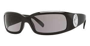 Versace VE4044B Shiny Black w/ Gray Lenses