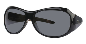 Maui Jim Lehua 203 Gloss Black