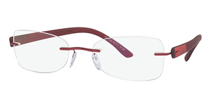 Silhouette 6701 Red Pearl