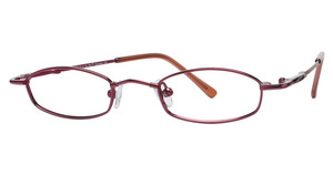 A&A Optical Pogo Burgundy