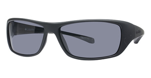Columbia Thunderstorm Matte Black w/ Polarized Smoke Lenses