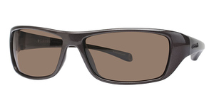 Columbia Thunderstorm Metallic Grappa w/ Polarized Brown Lenses
