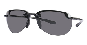 Maui Jim Hapuna 414 Gloss Black