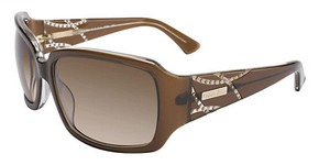 Calvin Klein CK976S Brown Crystal