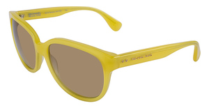 Michael Kors M6705S Santa Barbara Yellow