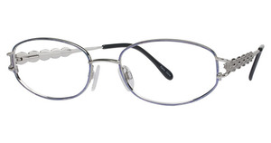 Avalon Eyewear 1832 Silver/Multi