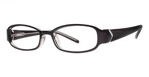 Modern Optical Oslo BLACK/SHINY SILVER