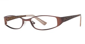 Modern Optical Isabel matte brown/light brown