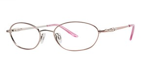 Modern Optical Scarlett Rose/Silver