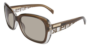 Calvin Klein CK7701S Brown Crystal
