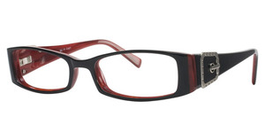 Capri Optics DC 71 Black Red
