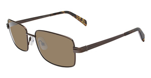Nautica N5034S POL Chocolate