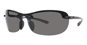 Maui Jim Hanalei 413 Gloss Black