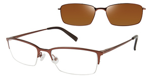 Revolution Eyewear REV 667 Espresso