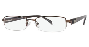 Continental Optical Imports Fregossi 554 Brown