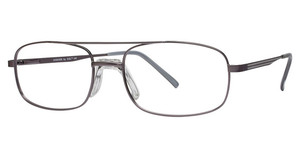 A&A Optical Dodger Gunmetal