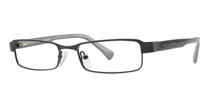 Body Glove BB107 Satin Black with Black/Grey Crystal Temples