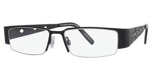 Aspex S3187 BLACK/BLACK + STEELBLUE