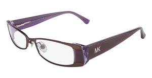 Michael Kors MK439 Brownsmoke/Lavender