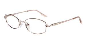 Silver Dollar Shasta Eyeglasses