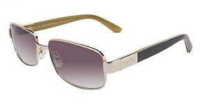Calvin Klein CK917S Light Gold