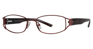 A&A Optical Amanda Burgundy
