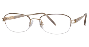 Charmant Titanium TI 10847 Light Brown