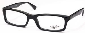 Ray Ban Glasses RX5178 Shiny Black