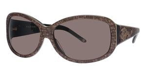 Natori Eyewear NATORI SUNWEAR SZ501 Brown
