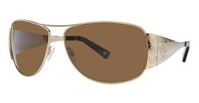 Natori Eyewear NATORI SUNWEAR SM503 Gold