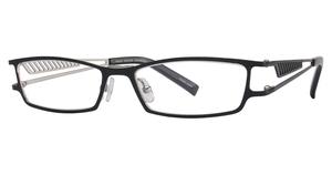 Aspex T9767 BLACK/BLACK/SILVER