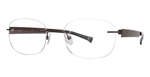 Totally Rimless TR 152 Brown