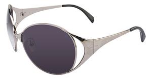 Calvin Klein CK7400S Shiny Silver