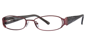 A&A Optical Paige Burgundy
