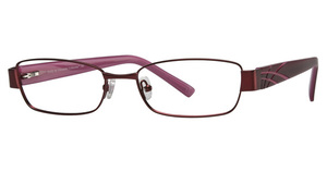 A&A Optical Emily Burgundy