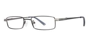 Modern Optical Arlington matte grey/silver