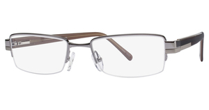 Avalon Eyewear 1842 Dark Silver