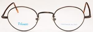 Dolomiti Eyewear PC1/P Satin Antique Bronze with Dark Tortoise Polo Temples