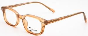 Modern Optical Falcon Crystal Brown