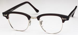 Art-Craft Clubman Art-Rim Eyeglasses