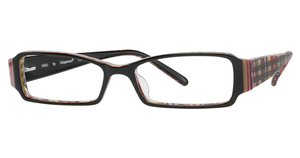 A&A Optical N4E1 Black Plaid