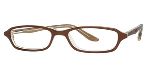 A&A Optical Show Off Brown