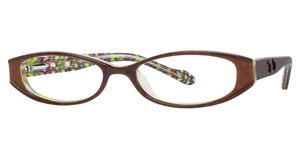 A&A Optical Sweetheart Brown