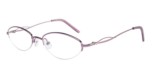 Silver Dollar Dove Eyeglasses