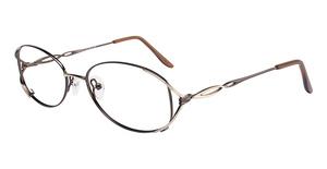 Silver Dollar Francis Eyeglasses
