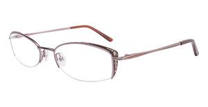 Silver Dollar Mimzy Eyeglasses