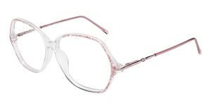 Silver Dollar Olive Eyeglasses
