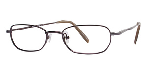 Royce International Eyewear N-19 Shiny Brown/Gun